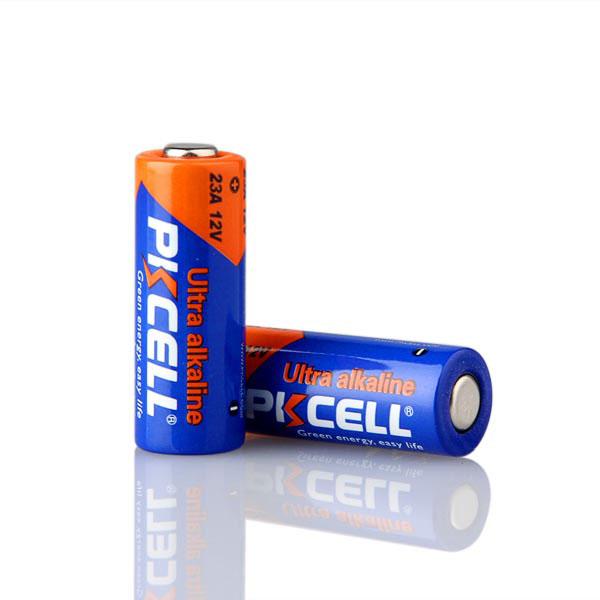 Alkaline  PKCELL 1 Blistercards a 2 Batterien ☀️☀️☀️☀️☀️ 2 x 23A 12V